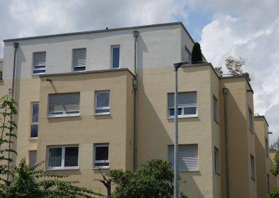 Neubau Mehrfamilienhäuser in Kornwestheim