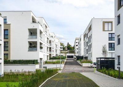 Neubau Mehrfamilienhäuser in Leonberg