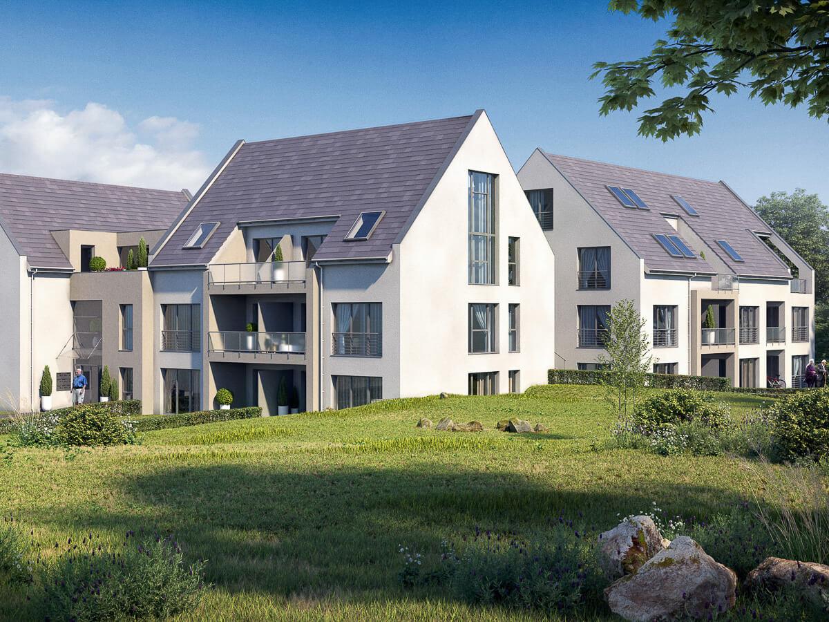 Seniorenwohnungen in Wiernsheim