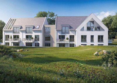Neubau Mehrfamilienhaus in Wiernsheim