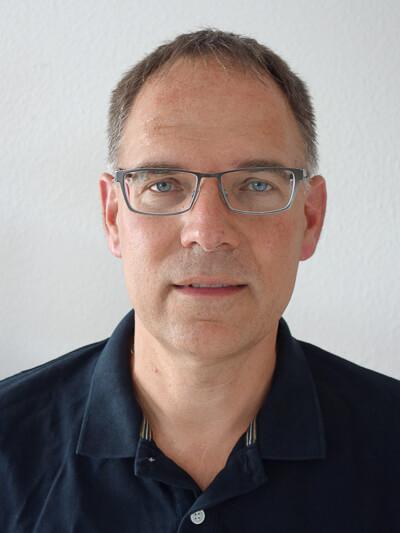 Portrain Stefan Raissle, Dipl-Ing. (FH)
